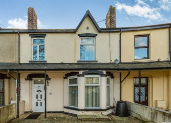 Thumbnail 3 bed terraced house for sale in Victoria Crescent, Dewsbury