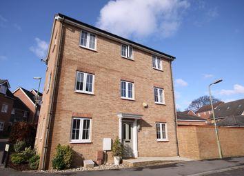 Thumbnail 5 bed detached house for sale in Coleridge Drive, Whiteley, Fareham