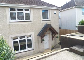 Thumbnail 3 bedroom semi-detached house for sale in Llangorse Road, Penlan, Swansea