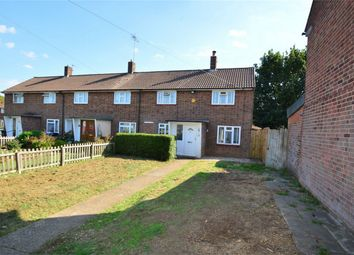 Thumbnail 3 bed end terrace house for sale in Branch Close, Hatfield, Hertfordshire