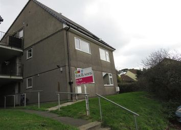 Thumbnail 2 bed flat to rent in Sunrising, Looe