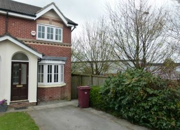 Thumbnail 2 bed town house to rent in Holbeck Close, Horwich, Bolton