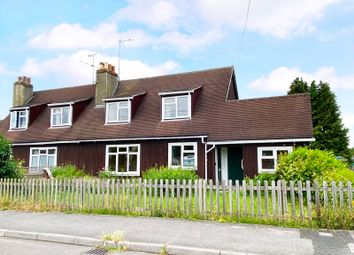 Thumbnail 3 bed semi-detached house for sale in Court Farm Road, Netheravon, Salisbury