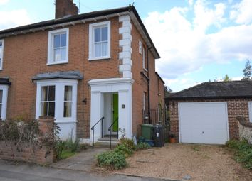 Thumbnail 3 bed semi-detached house for sale in Laburnum Road, Epsom