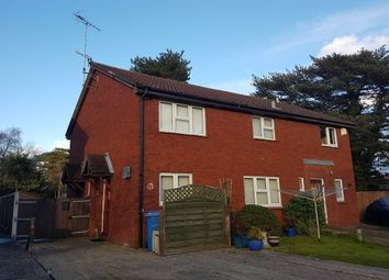 Thumbnail 1 bed property to rent in Martin Close, Upton, Poole
