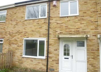 Thumbnail 3 bed terraced house to rent in Chilham Court, North Shields