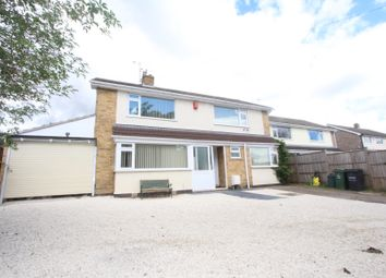 Thumbnail 4 bed detached house to rent in Waterfield Road, Cropston