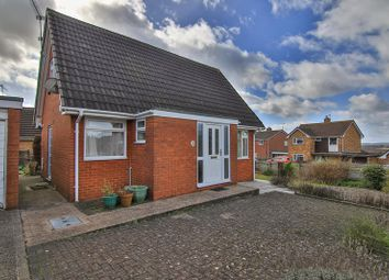 Thumbnail 3 bed detached house for sale in Westerley Close, Cinderford, Gloucestershire