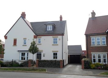 Thumbnail 3 bed semi-detached house for sale in Martell Drive, Kempston, Bedfordshire