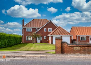 Thumbnail 4 bed detached house for sale in Trentside, Derrythorpe, Near Epworth
