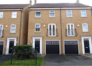 Thumbnail 3 bed semi-detached house for sale in Lyvelly Gardens, Central, Peterborough