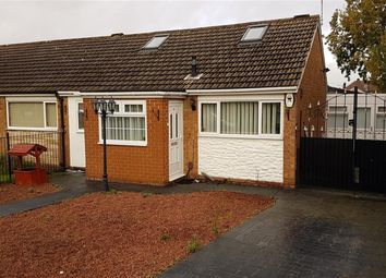 Thumbnail 1 bedroom terraced bungalow for sale in Glendale Road, Tollesby, Middlesbrough