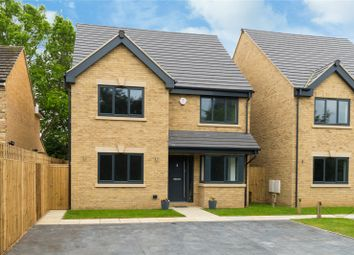 Thumbnail 4 bedroom detached house for sale in Rectory Close, Farnham Royal, Slough
