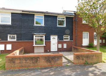 Thumbnail 3 bed terraced house for sale in Edison Road, Stafford