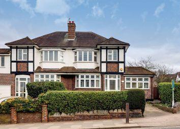 Villiers Avenue, Surbiton KT5. 4 bed semi-detached house for sale