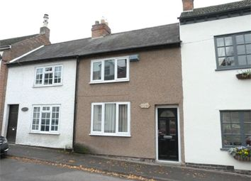 Thumbnail 2 bed terraced house for sale in Main Street, Leire, Lutterworth