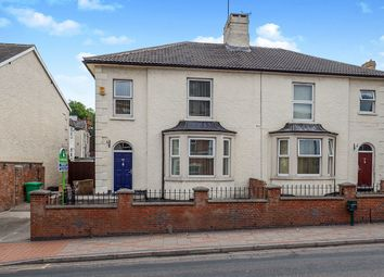 Thumbnail 4 bed semi-detached house for sale in Bentinck Road, Nottingham