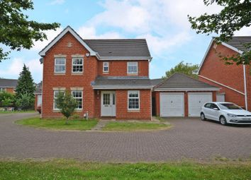 Thumbnail 4 bed detached house for sale in Spacious Modern House, Chichester Close, Newport