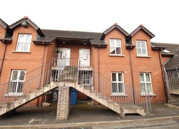 Thumbnail 2 bed flat for sale in Tower Close, Conlig, Newtownards