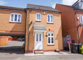 3 bed link-detached house for sale in Goodrich Mews, Upper Gornal DY3