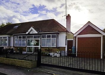 Thumbnail 1 bed bungalow for sale in Bassett Gardens, North Weald