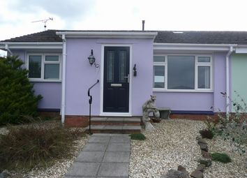 Thumbnail 2 bed semi-detached bungalow to rent in Besley Close, Tiverton