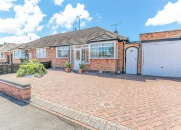 Thumbnail 3 bed semi-detached bungalow for sale in Alfriston Road, Coventry
