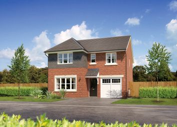 """Thumbnail 4 bed detached house for sale in """"Dukeswood"""" at Church Road, Warton, Preston"""