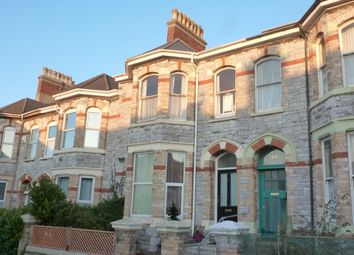 Thumbnail 2 bed flat for sale in Restormel Terrace, Mutley, Plymouth, Devon