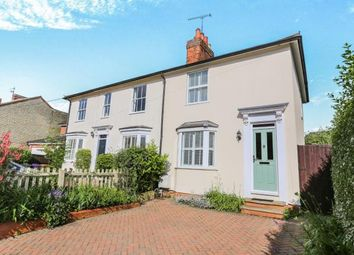 Thumbnail 2 bed semi-detached house for sale in Whinbush Road, Hitchin, Hertfordshire, England