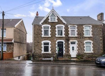 Thumbnail 3 bed semi-detached house for sale in Clydach Road, Ynystawe, Swansea