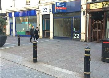 Thumbnail Retail premises to let in 22, High Street, Cardiff