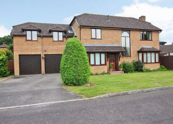 Thumbnail 5 bed detached house for sale in Chidden Holt, Chandler's Ford, Eastleigh