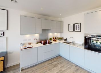 Thumbnail 2 bed flat for sale in Ropetackle, Shoreham-By-Sea