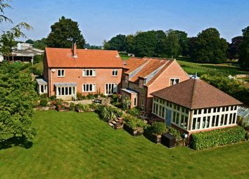 Thumbnail 5 bedroom detached house for sale in Nordham, North Cave, Brough
