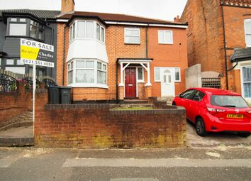 Thumbnail 5 bed semi-detached house for sale in Church Hill Road, Handsworth, Birmingham