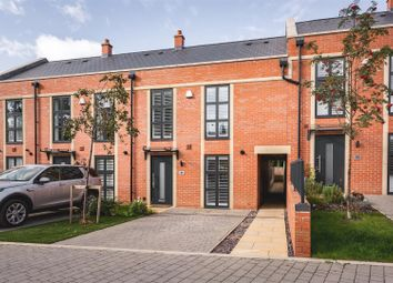 Thumbnail 4 bed town house for sale in Queen Mary Court, Derby