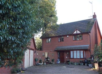Thumbnail 6 bed detached house for sale in Hednesford Road, Rugeley