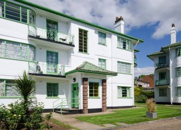 Thumbnail 2 bed flat for sale in Capel Gardens, Pinner