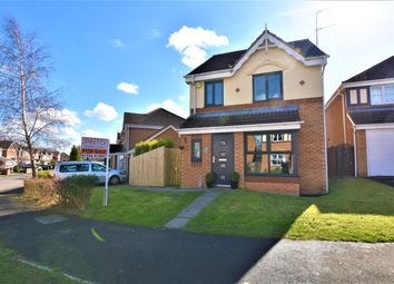 Thumbnail 3 bed detached house for sale in Manor Fields, Great Houghton, Barnsley