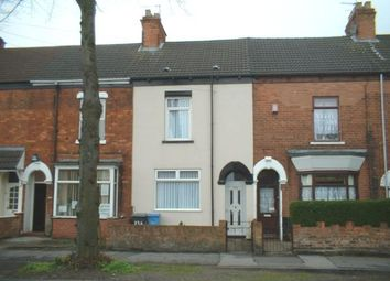 Thumbnail 2 bedroom terraced house to rent in St. Georges Road, Hull