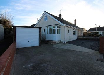 Thumbnail 3 bed bungalow for sale in Bankfield Gardens, Barrow In Furness