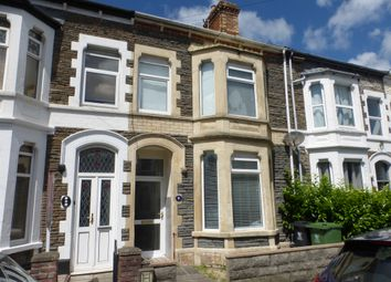Thumbnail 3 bedroom terraced house for sale in Alexandra Road, Canton, Cardiff