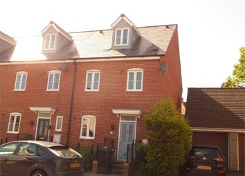 Thumbnail 4 bed end terrace house to rent in Bigstone Meadow, Tutshill, Chepstow, Gloucestershire