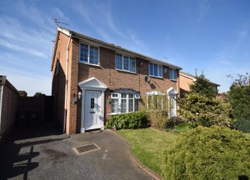 Thumbnail 3 bed semi-detached house for sale in Rothbury Close, Moreton, Wirral