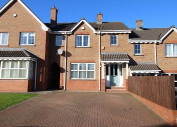 Thumbnail 3 bed terraced house for sale in Lord Warden's Court, Bangor