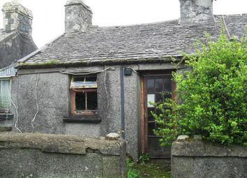 Thumbnail 1 bed semi-detached house for sale in Fach Goch Bach, Rhosgadfan