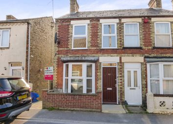 Thumbnail 3 bedroom semi-detached house for sale in Prince Street, Wisbech