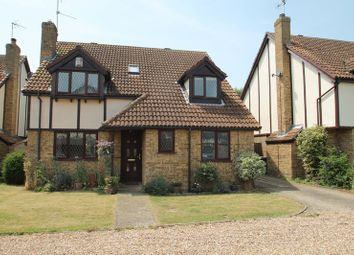 Thumbnail 4 bed detached house for sale in Woodside, Eaton Bray, Bedfordshire