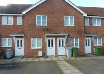 Thumbnail 2 bed flat for sale in Williams Lane, Fernwood, Newark